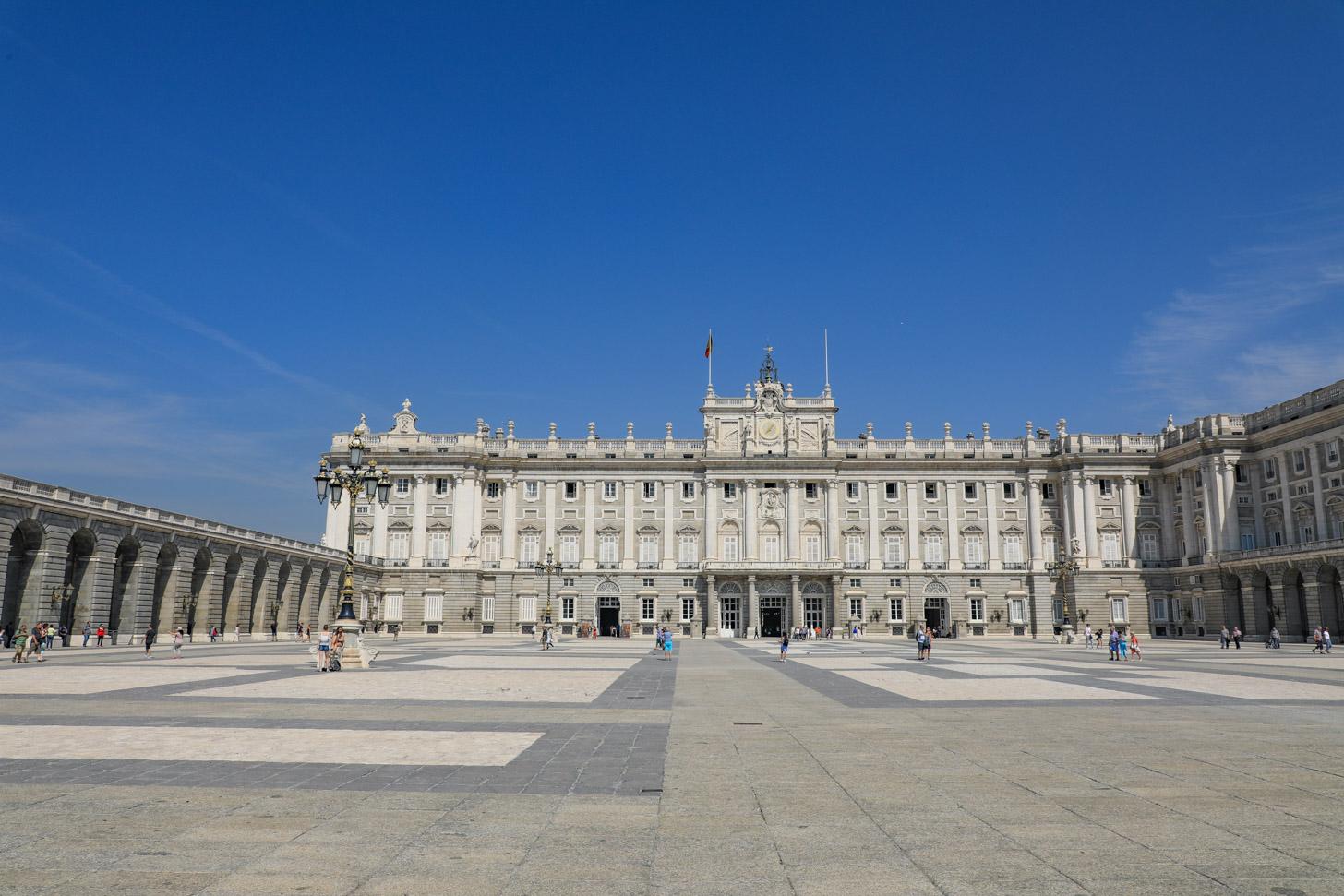 Koninklijk Paleis van Madrid