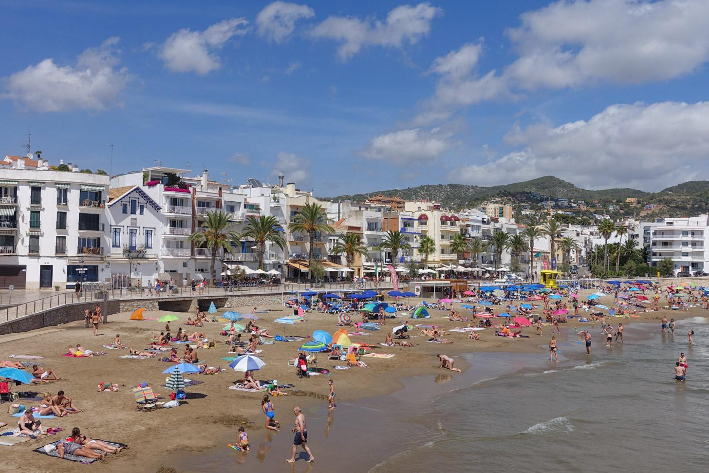 De vele stranden van Spanje